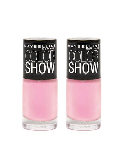 Maybelline Nail Polish - Buy Maybelline Nail Paint Online | Myntra