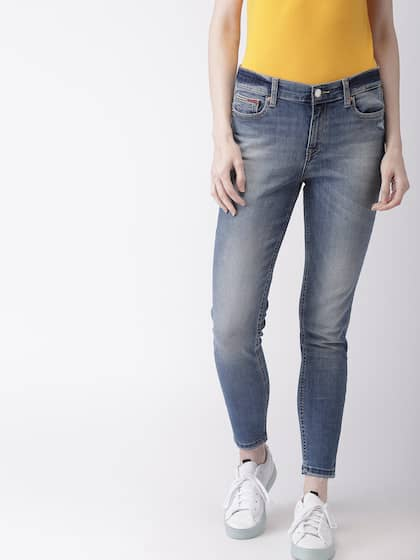 ea26996515c Tommy Hilfiger Jeans - Buy Jeans from Tommy Hilfiger Online | Myntra