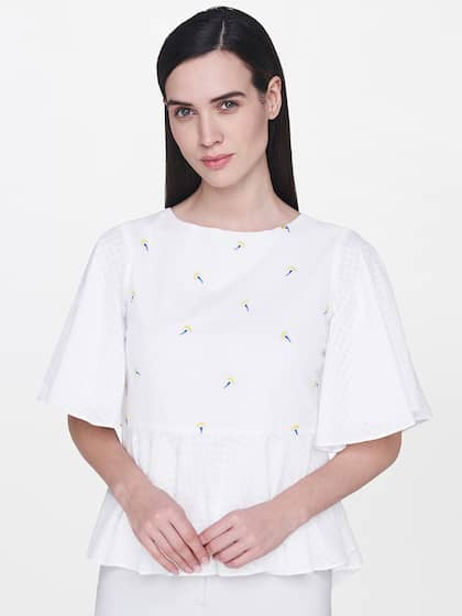 828e8d550 AND Tops - Buy AND Tops & Tshirts For Women Online in India