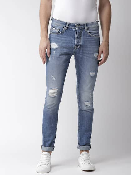 39348630 Ripped Jeans - Shop for Ripped Jeans Online in India | Myntra