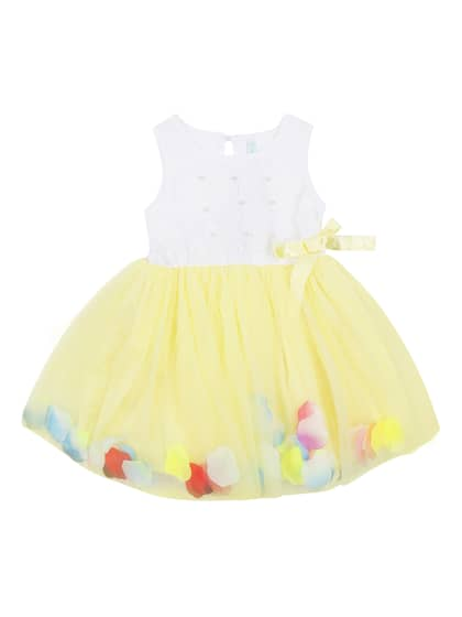 0ffafab806f Baby Girls Dresses - Buy Dresses for Baby Girl Online in India