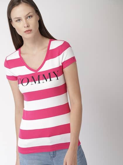 df27ea59a437 V Neck T-shirt - Buy V Neck T-shirts Online in India | Myntra
