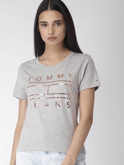a3f71e0ca Women Tommy Hilfiger Tshirts - Buy Women Tommy Hilfiger Tshirts ...