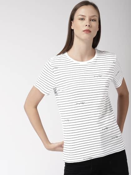f2d48fc7c Tommy Hilfiger Tshirts - Buy Tommy Hilfiger Tshirts Online | Myntra