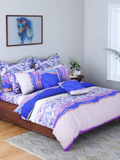 5b55704943 Bedding Set - Buy Bedding Sets Online in India | Myntra