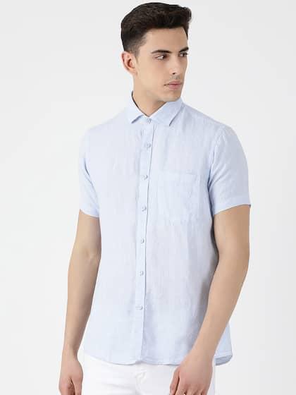 82b18cd9 Half Sleeve Shirts - Buy Half Sleeve shirts for men & women online ...