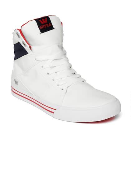 58c6fe2790 Supra - Exclusive Supra Online Store in India at Myntra