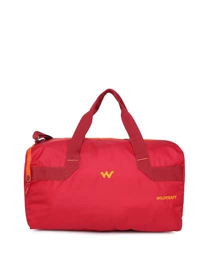 0154a7de9715 Duffle Bags - Buy Branded Duffle Bags Online in India | Myntra