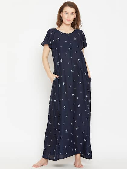 4f7ba848c56 Cotton Nightdresses - Buy Cotton Nightdresses Online in India