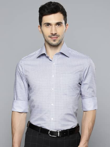 2fc8e86662bf Formal Shirts for Men - Buy Men's Formal Shirts Online | Myntra