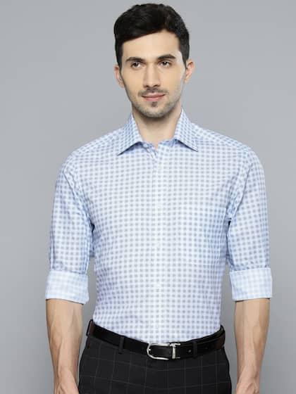 2ce21d9c Formal Shirts for Men - Buy Men's Formal Shirts Online | Myntra
