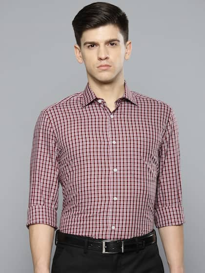 649509e38 Formal Shirts for Men - Buy Men's Formal Shirts Online | Myntra