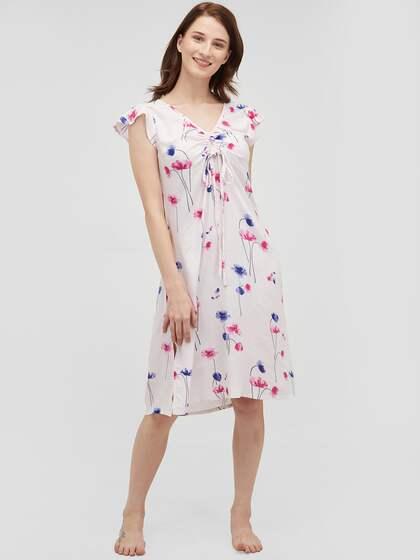 061634854ae Night Dresses - Buy Night Dress   Nighty for Women   Girls Online