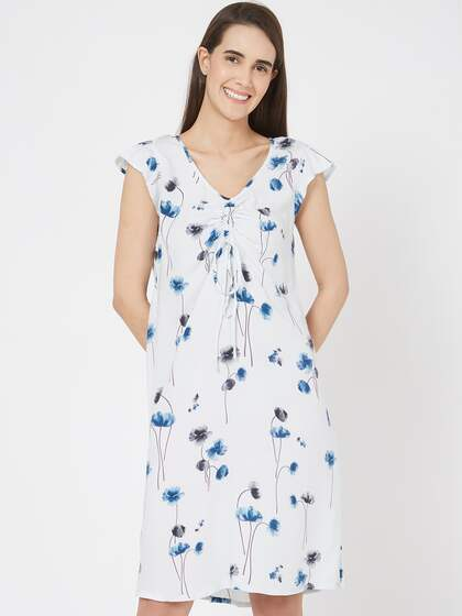 3006c5e6bf Night Dresses - Buy Night Dress & Nighty for Women & Girls Online