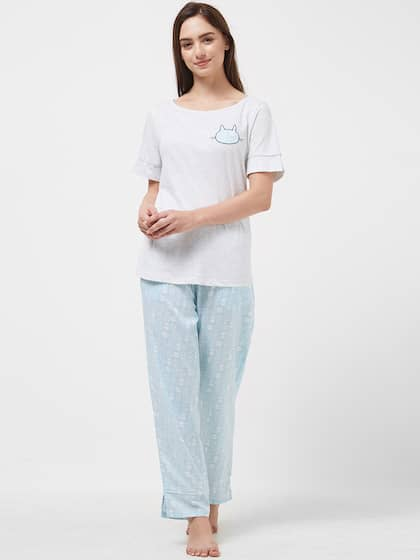 c474525951f8 Women Loungewear & Nightwear - Buy Women Nightwear & Loungewear ...