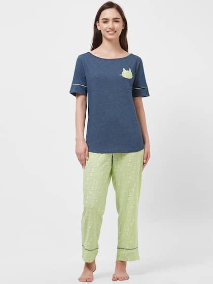 268cf83fdc2 Women Loungewear   Nightwear - Buy Women Nightwear   Loungewear ...