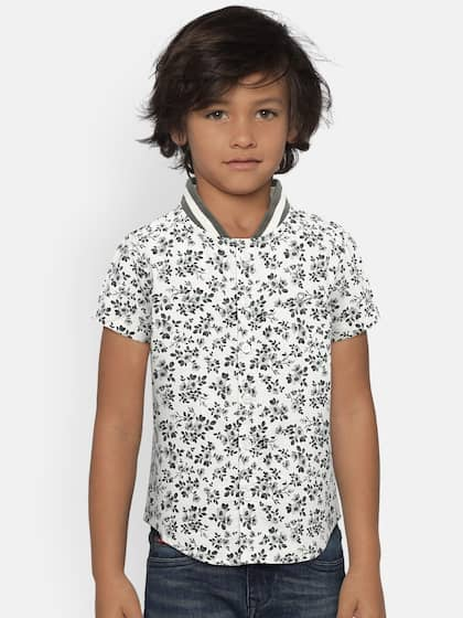 d06de434 Boys Shirts- Buy Shirts for Boys online in India