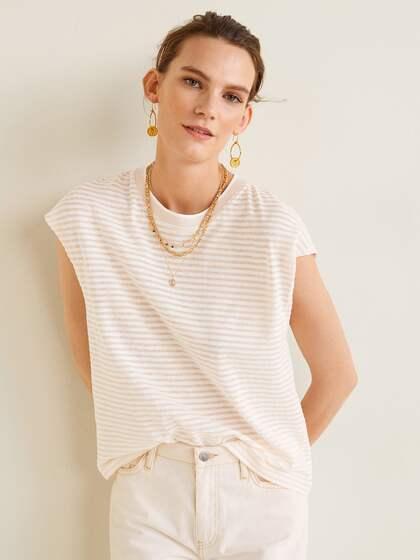 Women's Clothing Lace T Shirt Women Short Length Black And White Half Sleeve Turtleneck Tee Shirt Femme Fancy Colours
