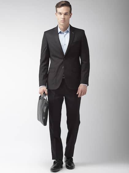 a8fcba83918 Suits for Men - Buy Men Suit & Blazer Online   Myntra