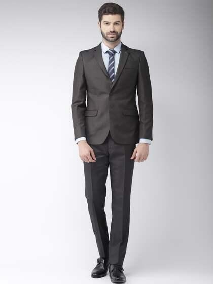 17fbe79f3c77 Suits for Men - Buy Men Suit & Blazer Online   Myntra