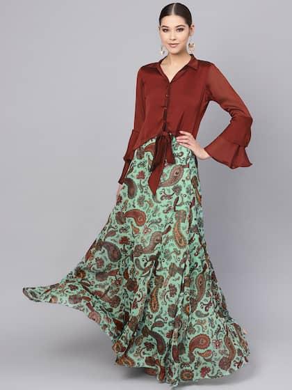 dc546ac046 Green Lehenga Choli | Buy Green Lehenga Choli online in India