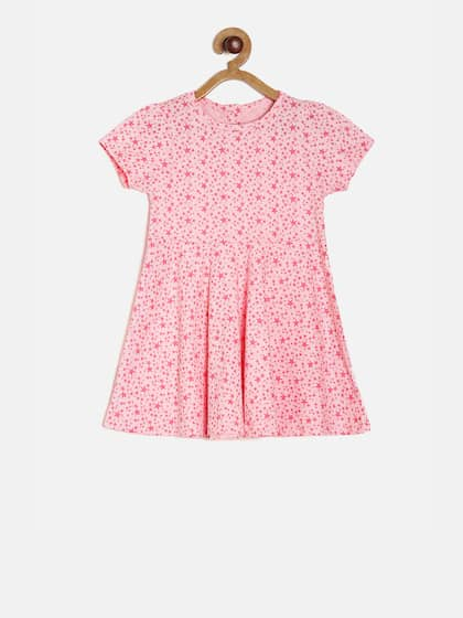 9184aa82b77ff2 Girls Dresses - Buy Frocks & Gowns for Girls Online | Myntra
