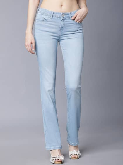 1a1369dd602 Bell Bottom Jeans - Buy Bell Bottom Jeans Online in India