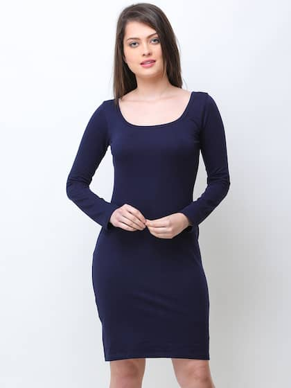 d9b732eb6374e Bodycon Dress - Buy Stylish Bodycon Dresses Online | Myntra