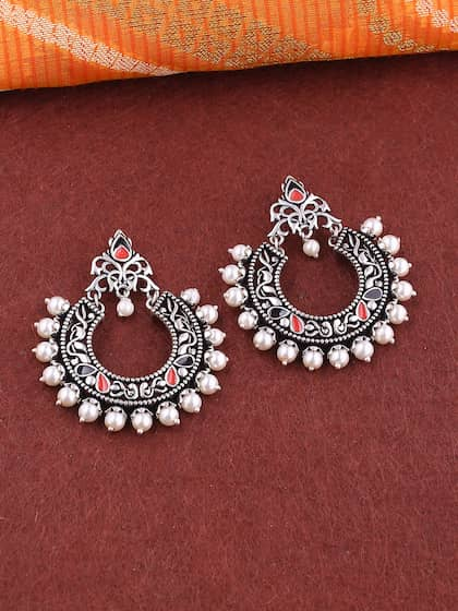7f40bae6e9272 Drop Earrings - Buy Drop Earrings Online in India