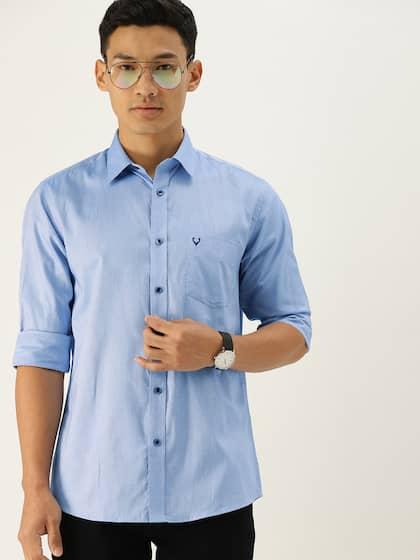 1e4162578e39 Allen Solly Shirt - Buy Allen Solly Shirts Online   Myntra