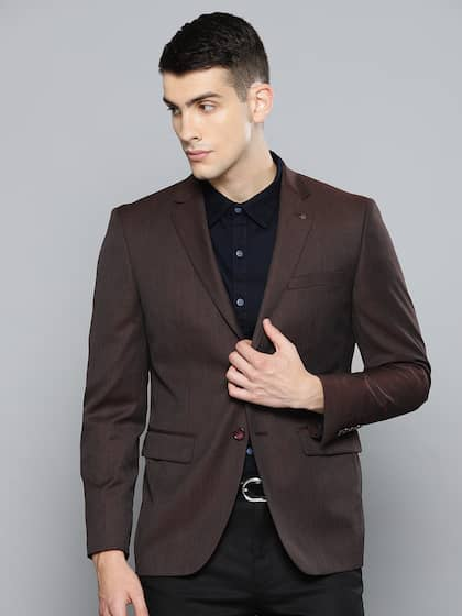 0ce5156ff9c Blazers for Men - Buy Men Blazer Online in India at Best Price | Myntra
