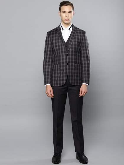 ed3c9403c8de3 Suits for Men - Buy Men Suit & Blazer Online | Myntra