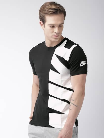 90488b42 Nike TShirts - Buy Nike T-shirts Online in India | Myntra