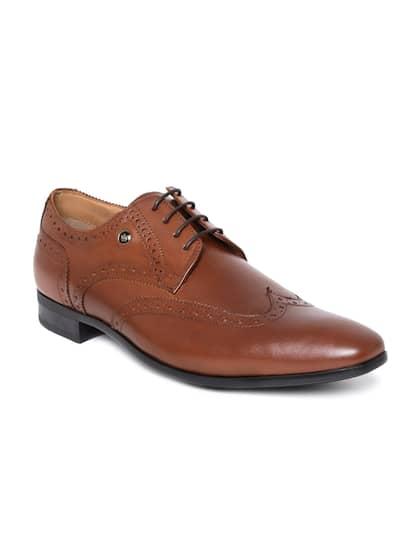 1ef3d8b2a9545 Formal Shoes For Men - Buy Men's Formal Shoes Online   Myntra