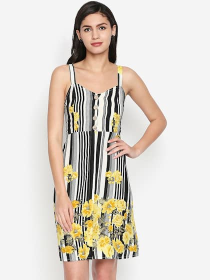 d2d713ca1116 Off Shoulder Dress - Buy Off Shoulder Dresses Online | Myntra