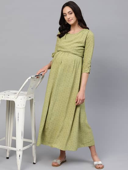 660b638a1 Maternity Dresses - Buy Pregnancy Dress Online in India | Myntra