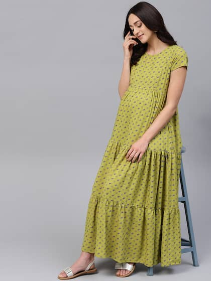 17d752ca35025 Maternity Dresses - Buy Pregnancy Dress Online in India | Myntra
