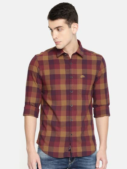 b7d311355 Casual Shirts for Men - Buy Men Casual Shirt Online in India