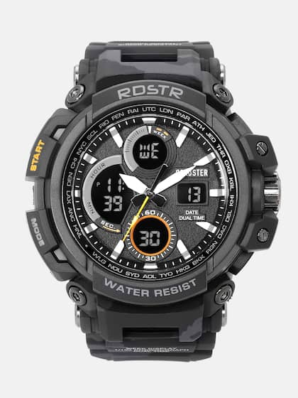 Mens Watches - Buy Watches for Men Online in India | Myntra