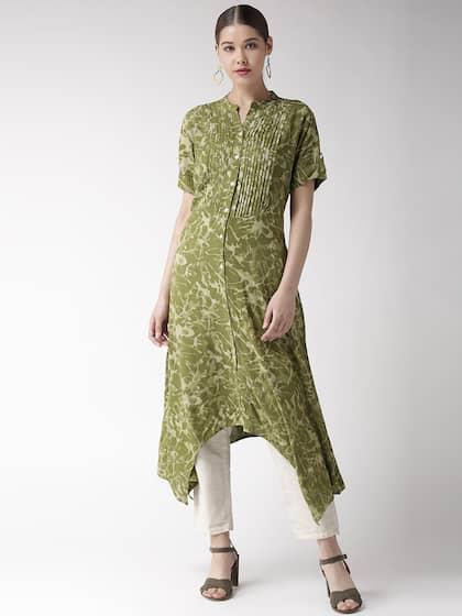 d7c869491 Kurtis Online - Buy Designer Kurtis   Suits for Women - Myntra