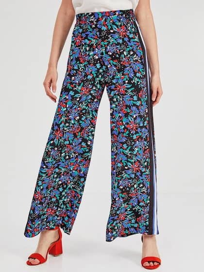 9c87e9f9cc promod. Straight Fit Parallel Trousers