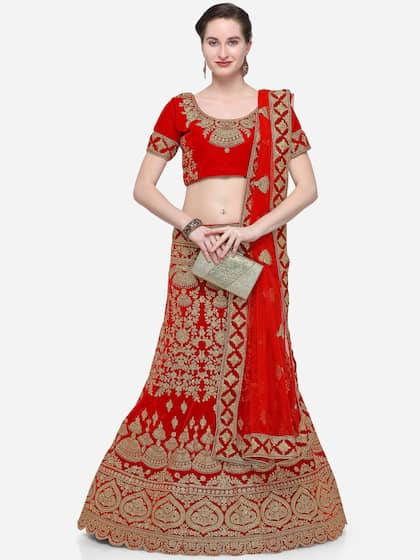 8ca51f5d94 V SALES. Ready to Wear Lehenga & Unstitched Blouse with Dupatta