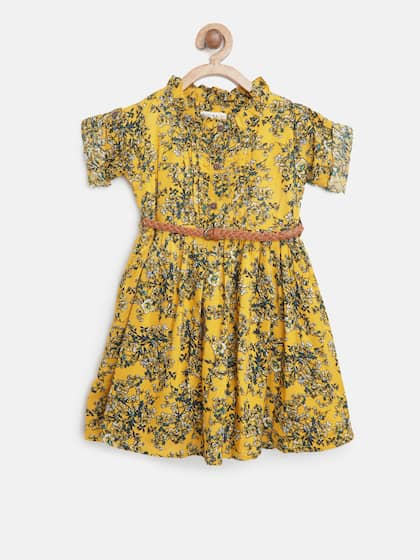 Skirts Clothing, Shoes & Accessories Trend Mark Baby Girl 9m Cotton Wrap Skirt Yellow Floral Stretch Waist Very Cute