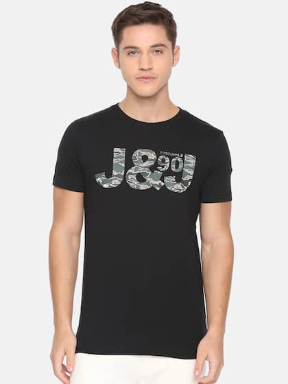 new concept f3772 38f74 Men T-shirts - Buy T-shirt for Men Online in India | Myntra