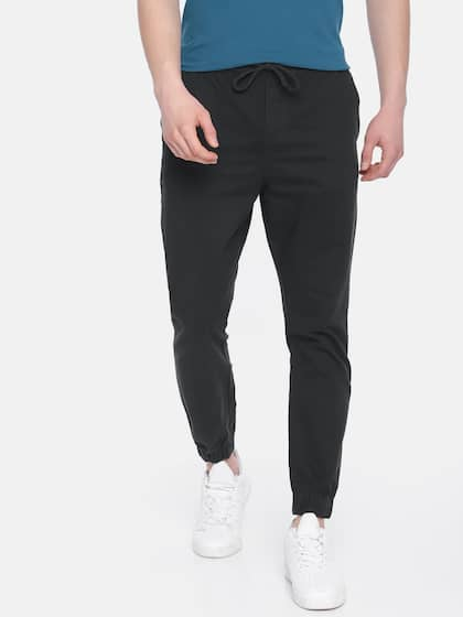 e5a384f48f342 Joggers - Buy Joggers Pants For Men and Women Online - Myntra