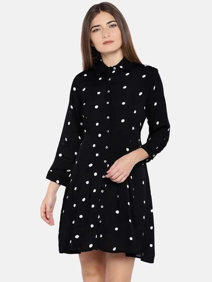 b846343049e1a9 Polka Dots Dresses - Buy Polka Dots Dresses online in India - Myntra