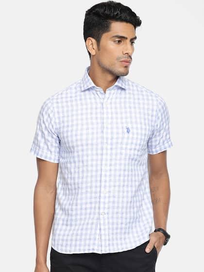 d4ccb896 US Polo Assn Shirts - Buy US Polo Assn Shirt Online | Myntra