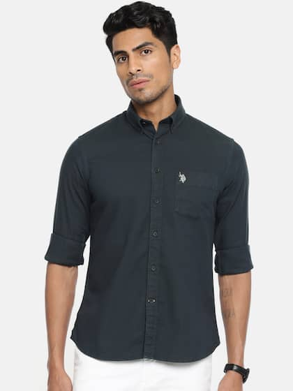 c1777d0c4c7a Shirts for Men - Buy Mens Shirt Online in India | Myntra