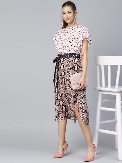 371c9062 Animal Print Dresses - Buy Animal Print Dresses online in India