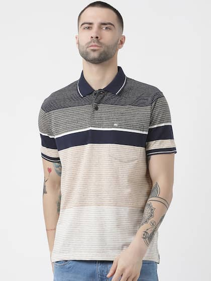 04a80baec248 Collar T-shirts - Buy Collared T-shirts Online | Myntra